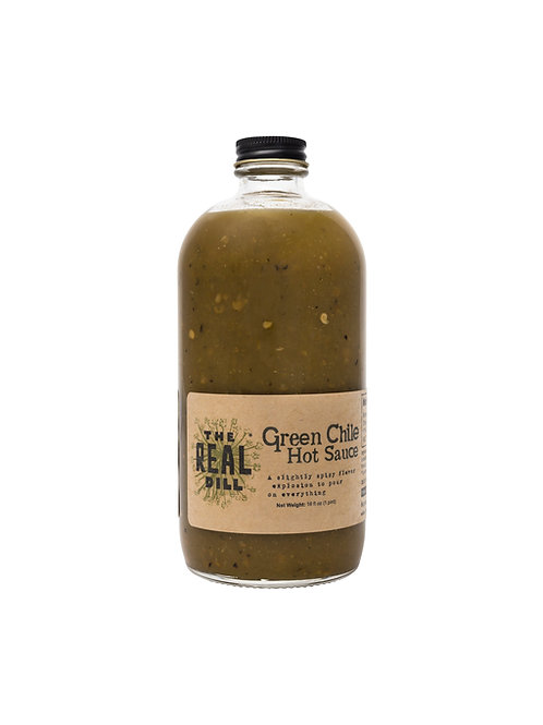 The Real Dill Hatch Green Chile Sauce