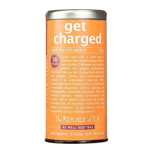 Get Charged Tea for Energy