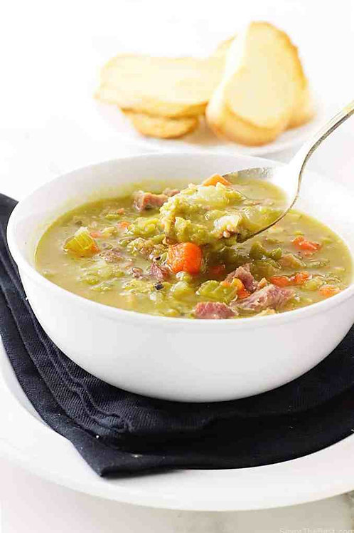 1 Quart of Split Pea & Ham Soup