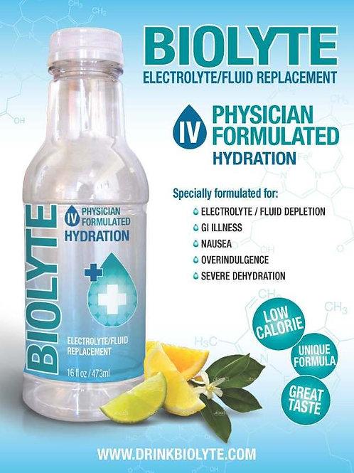 Biolyte - IV in a Bottle