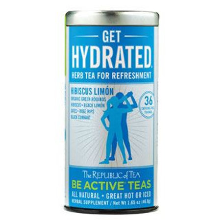 Get HydratedHerb Tea