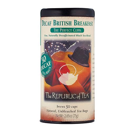 Decaf British Breakfast Tea