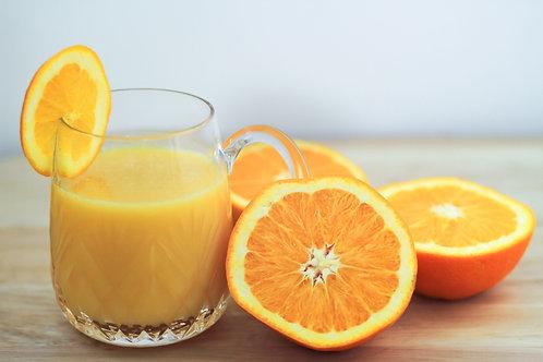 Bottle of Orange Juice