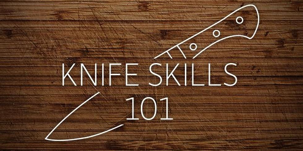 Knife Skills & Olive Oil + Balsamic Tasting  Kids Summer Week 1
