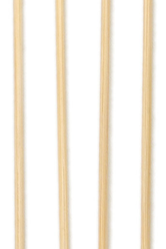 "Bamboo Double Skewers 9"" (25 count)"
