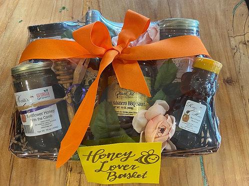 Honey Lovers Gift Basket