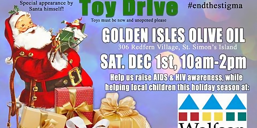 2nd Annual End the Stigma Toy Drive