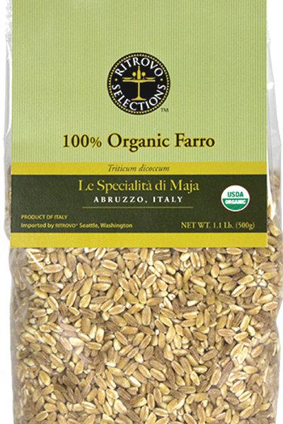 Fior di Maiella Organic Farro Grain