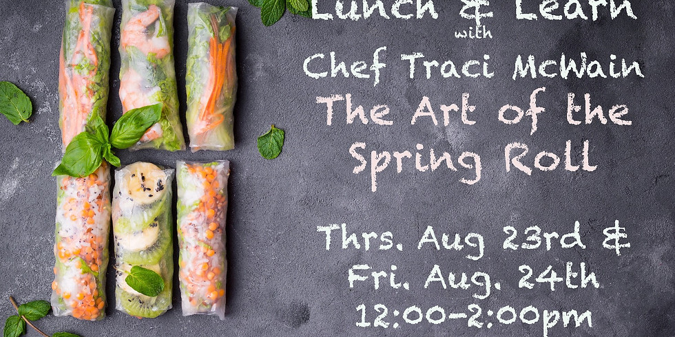 The Art of the Spring Roll