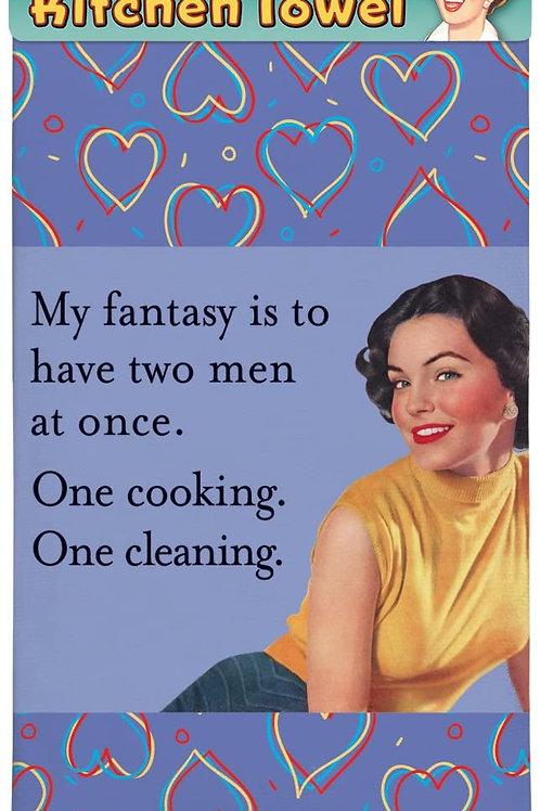 My Fantasy Kitchen Towel