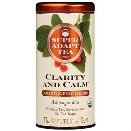 Clarity and Calm Super Adapt Tea