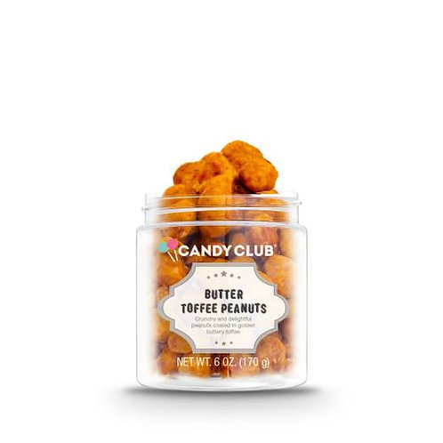 Candy Club Butter Toffee Peanuts