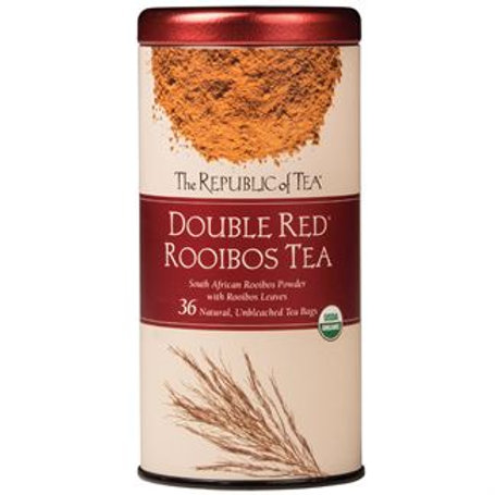 Organic Double Red Roobios Tea