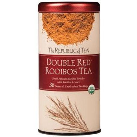 Organic Double Red Roobios Tea
