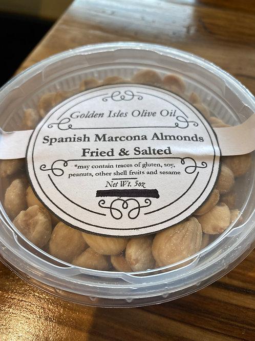 Spanish Roasted Marcona Almonds
