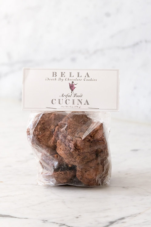 Bella Cucina Death by Chocolate Cookies