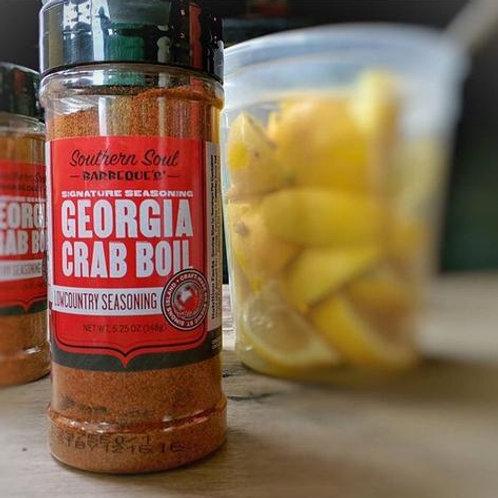 Southern Soul Georgia Crab Boil