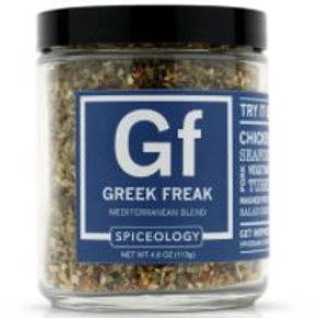 Greek Freak Seasoning