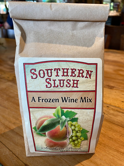 Southern Slush Frozen Wine Mix - Peach