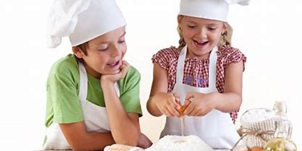Junior Chef Class- Pasta Making