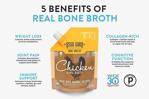 Organic Chicken Sippable Bone Broth