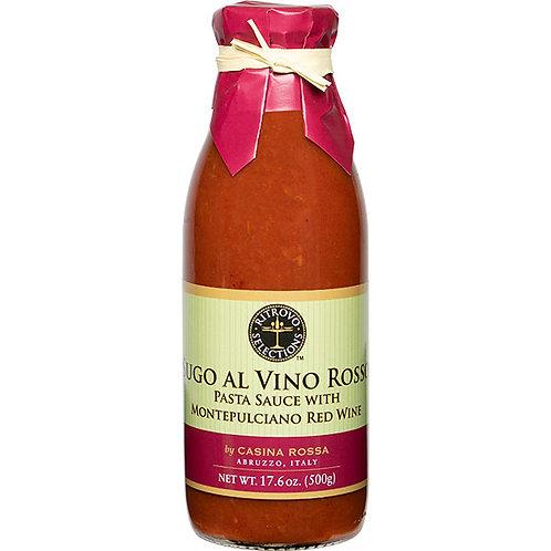 Ritrovo Sugo Al Vino Posso Pasta Sauce with Red Wine