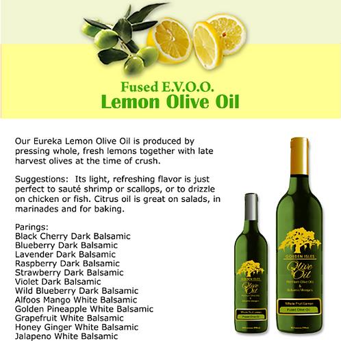 Fused Lemon Extra Virgin Olive Oil