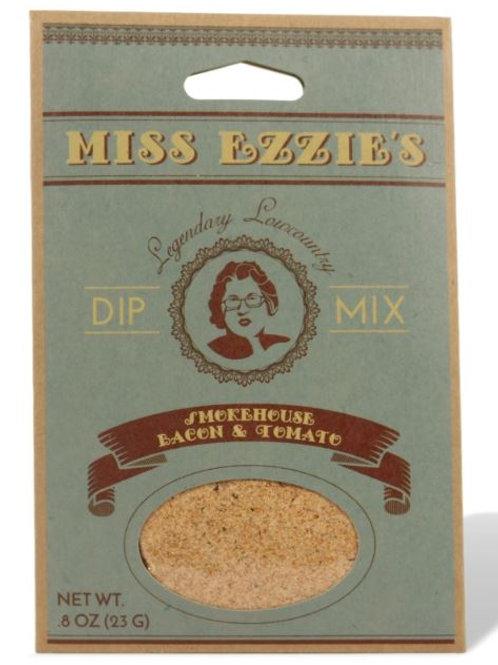 Miss Ezzie's Dip Mix - Smokehouse Bacon & Tomato