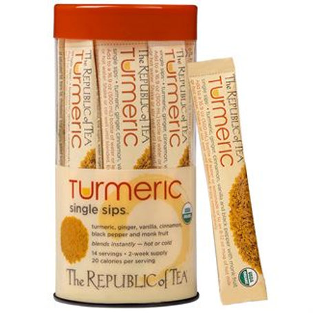 Tumeric Single Sips
