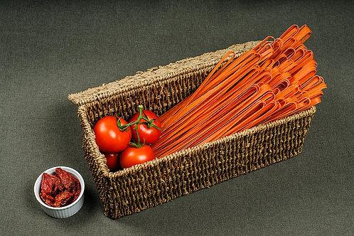 Papparedelle's Sun Dried Tomato Fettuccine