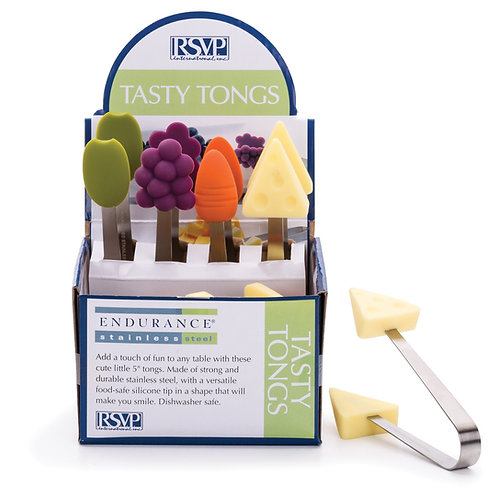 Tasty Tongs