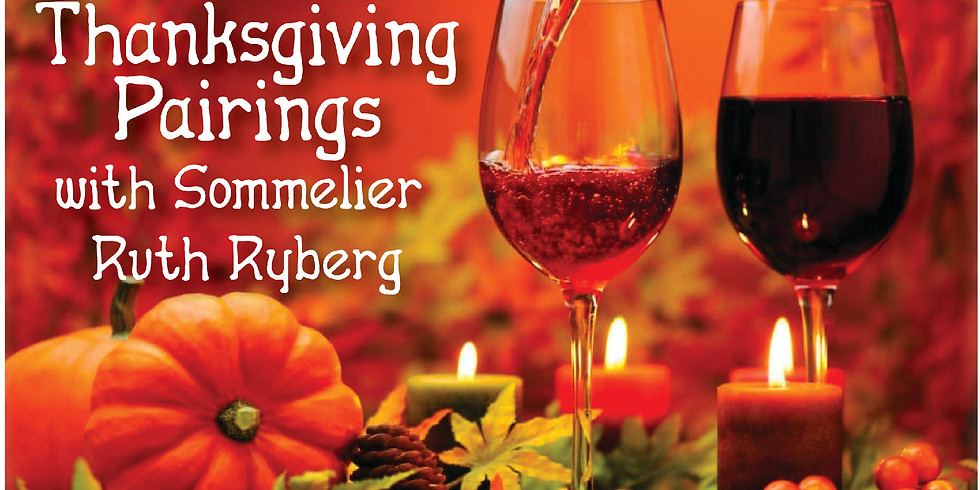 Thanksgiving Parings w/Ruth Ryberg