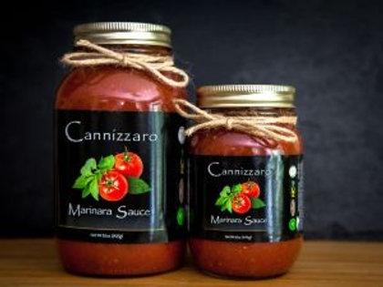 Cannizzaro Vegan Marinara Sauce