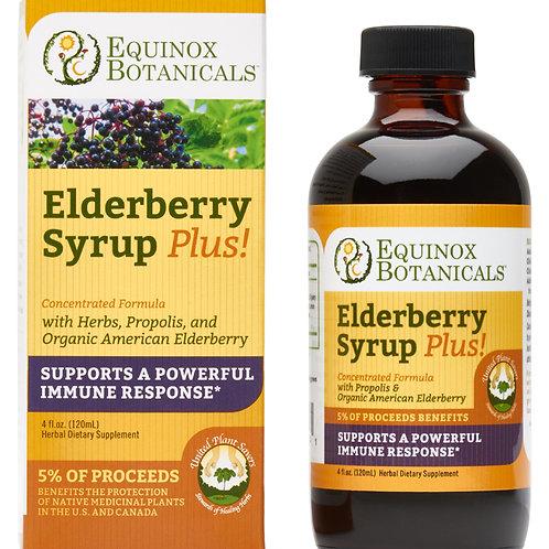 Elderberry Syrup Plus!