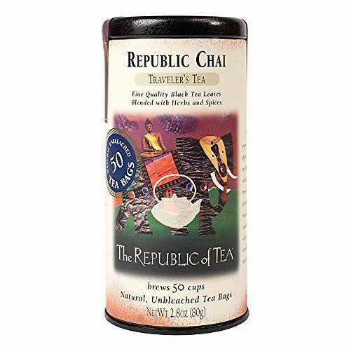Repulic of Tea Chai Black Tea