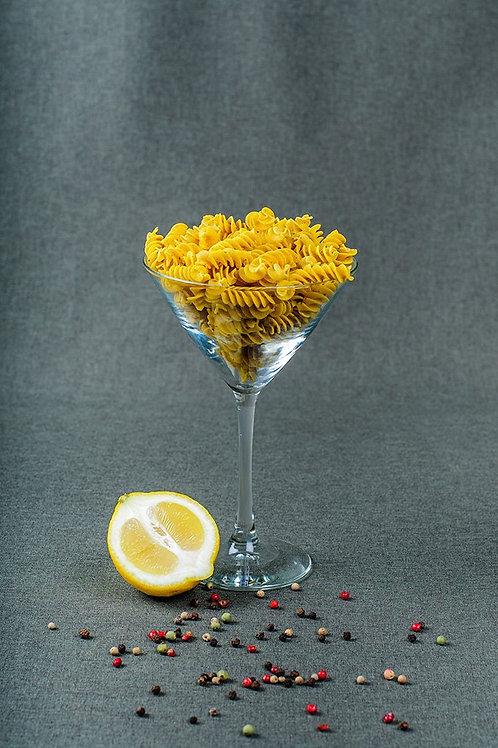 Pappardelle's Gluten-Free Lemon Pepper Fusilli
