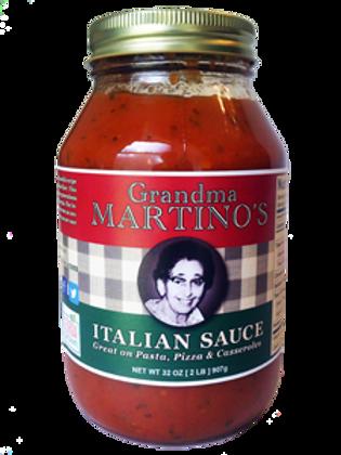 Grandma Martino's Italian Sauce