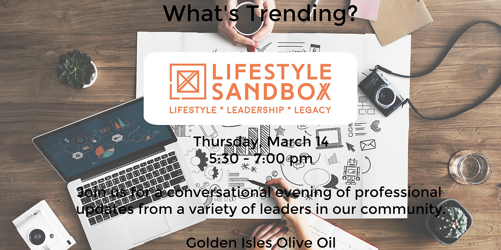 Professional Perspectives with Lifestyle Sandbox
