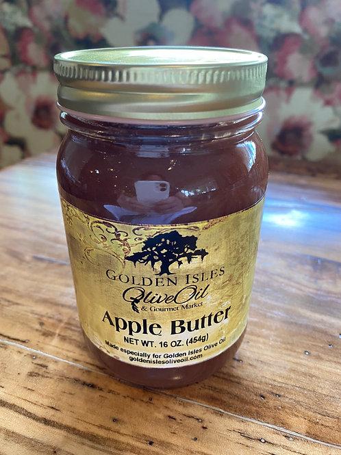 Golden Isles Olive Oil Apple Butter