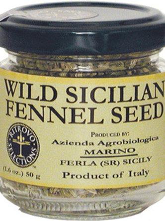 Wild Sicilian Fennel Seed
