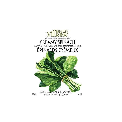 Creamy Spinach Dip Mix