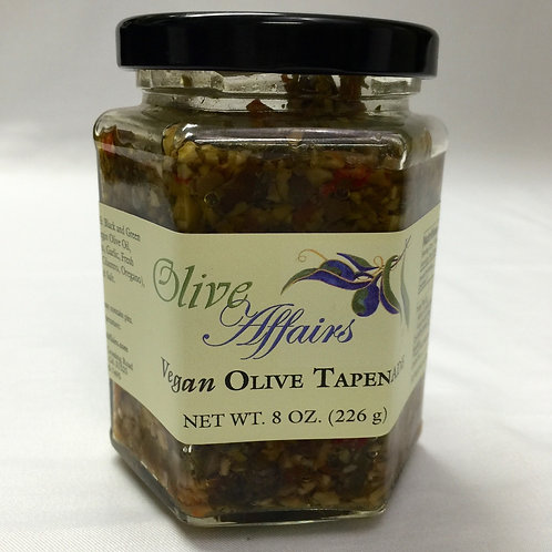 Olive Affairs Vegan Olive Tapenade