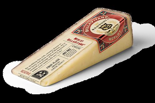 Merlot Bellavitano Cheese