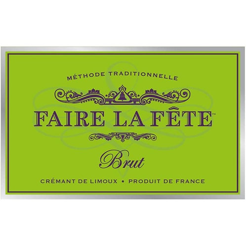 Bottle of Faire Le Fete Champagne