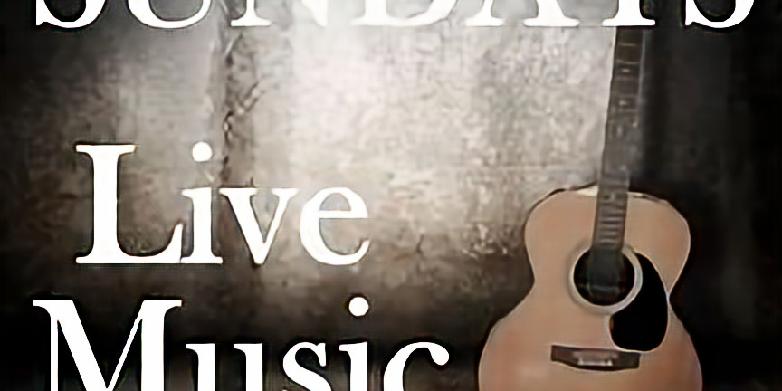 Live Music Sunday w/Jim Morgon