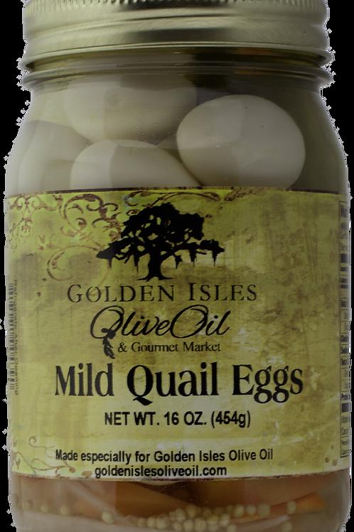 Mild Quail Eggs