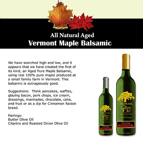 Vermont Maple Balsamic