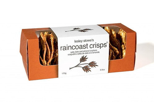 Raincost Crisps Salty Date & Almond Crackers