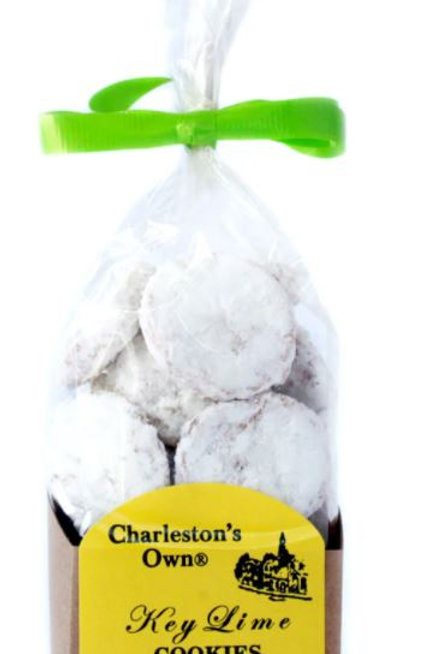 Charleston's Own Key Lime Cookies