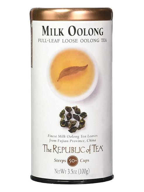 Milk Oolong Full-Leaf Loose Leaf Tea